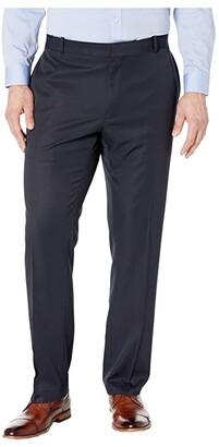 Perry Ellis Mens Big-Tall Texture PVL Pant