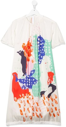 Marni TEEN tunic dress