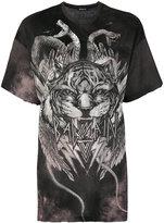 Balmain - Tiger print T-shirt