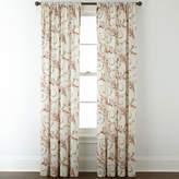 Royal Velvet Diane Rod-Pocket Curtain Panel