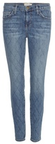Current/Elliott The Stiletto Quilted Jeans