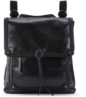 The Sak Leather Ventura II Convertible Backpack