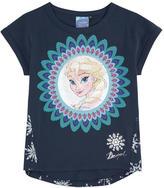 Desigual Frozen T-shirt with reversible sequins