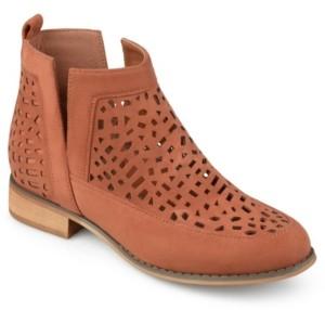 Journee Collection Women's Harrow Bootie Women's Shoes