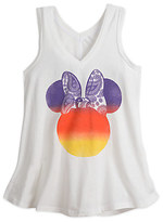 Disney Minnie Mouse Icon Tank Top for Juniors