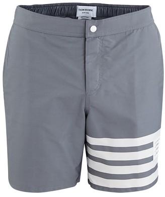 Thom Browne 4-Bar swimming shorts