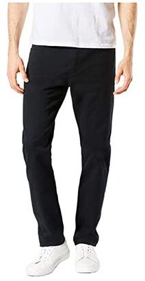 Dockers Slim Fit Jean Cut Stretch 2.0 Pants (Black) Men's Casual Pants