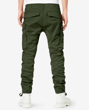 G Star Men's Rovic Zip 3D Straight Tapered Pant