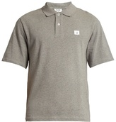 Acne Studios Falco cotton-piqué polo shirt