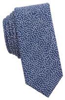 Original Penguin Printed Cotton Tie