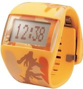 o.d.m. Unisex DD99A-27 Mysterious V Series Yellow Camouflage Watch