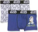 Star Wars Boy's Boxer packx2 Swim Trunks,pack of 2