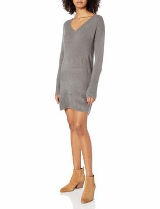 RVCA Junior's Quartz Sweater Dress