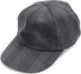 CA4LA checked hat - men - Wool - One Size