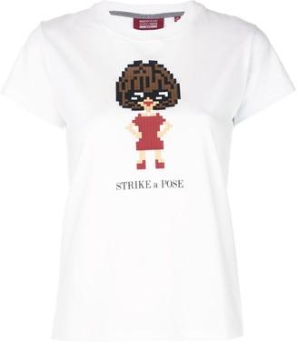 Mostly Heard Rarely Seen 8-Bit Glossy T-shirt