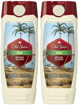 Old Spice Fresh Body Wash - Fiji - 16 oz - 2 pk