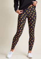 ModCloth Candy Dish Dash Leggings in S