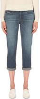 J Brand Sadey slim-fit mid-rise jeans