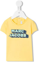 Little Marc Jacobs logo print T-shirt - kids - Cotton - 6 mth