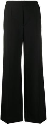 Acne Studios Elasticated Waist Straight-Leg Trousers