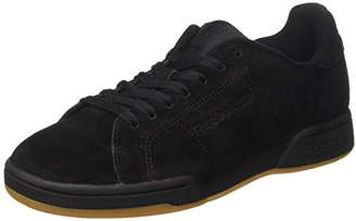 Reebok Men's NPC II TG Gymnastics Shoes, Black/Gum, 42 EU