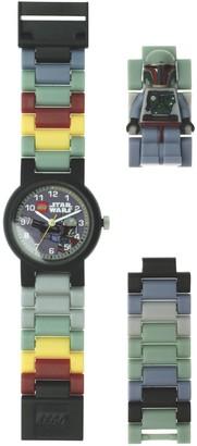 Lego Children's Watch Analogue Quartz Multi-Coloured 740544