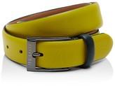 Ted Baker Block Colour Leather Belt