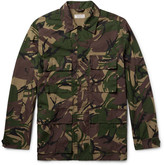 J.crew - Camouflage-print Cotton-blend Field Jacket