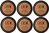 American Crew Pomade 3 oz. (Pack of 6)