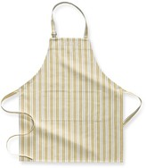 Williams-Sonoma Personalized Stripe Adult Apron, Jojoba
