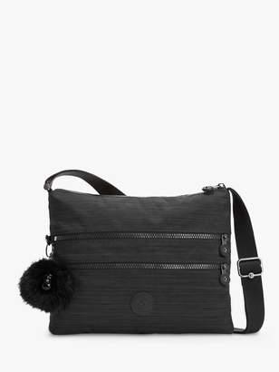 Kipling Alvar Medium Cross Body Shoulder Bag, True Dazz Black
