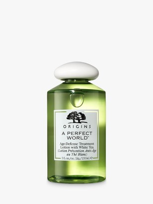 Origins A Perfect World Age-Defence Treatment Lotion with White Tea, 150ml