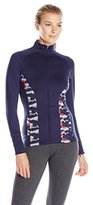 Danskin Women's Zip-Up Jacket