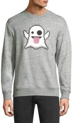 Mostly Heard Rarely Seen Spooky Crewneck Sweatshirt