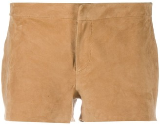 AllSaints Calix low-rise shorts