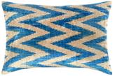 Chevron Ikat Pillow