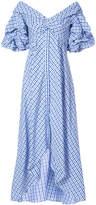 Johanna Ortiz Sierra plaid dress