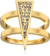 Jules Smith Designs Pavé Triangle Ring