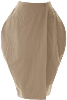 Bottega Veneta Balloon Skirt