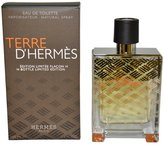 Hermes Terre Dhermes Men Eau De Toilette Spray, 3.3 Ounce