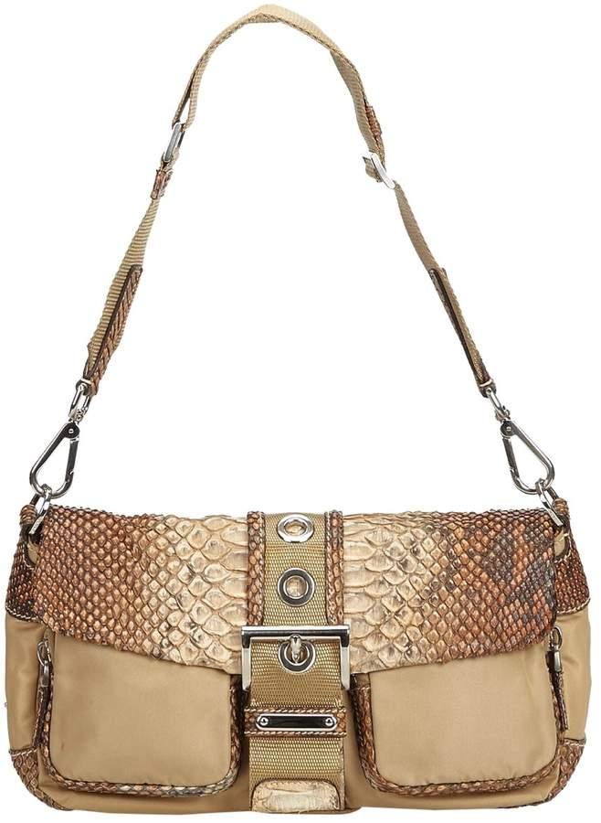328df5c7a2 Prada Python Bags - ShopStyle