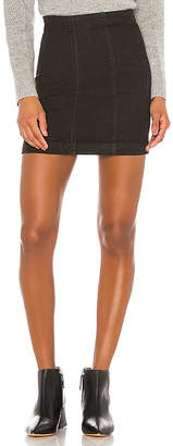 Free People Modern Femme Denim Skirt. - size 0 (also