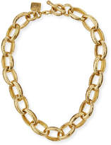 Ashley Pittman Kijami Bronze Link Necklace