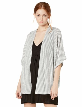 Jack by BB Dakota Junior's All You Need Textured Knit Dolman Jacket