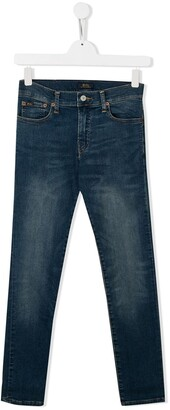 Ralph Lauren Kids TEEN straight jeans