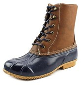 Sugar Squall Women Round Toe Leather Tan Snow Boot.