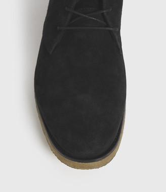 AllSaints Luke Suede Boots