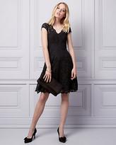Le Château Lace Illusion Dress