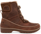 Sorel Tivoli IiTM Premium Waterproof Textured-leather Boots - Brown