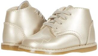 FootMates Tammy (Infant/Toddler/Little Kid) (Soft Gold) Girls Shoes